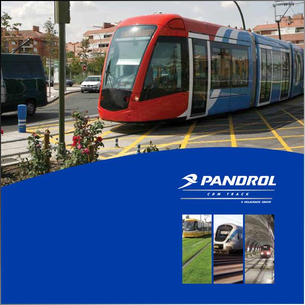 Pandrol Track & Rail