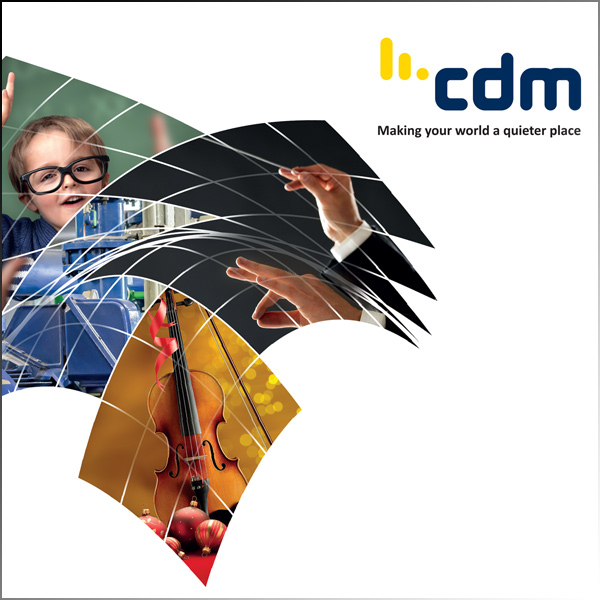 CDM - making your world a quieter place