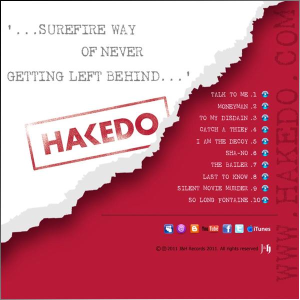 Hakedo album